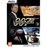 007 Legends (PC) - русская версия