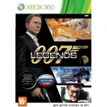 007 Legends (Xbox 360) - русская версия
