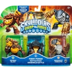 Боевой набор Skylanders Swap Force: Bumble Blast + Knockout Terrafin + Fiery Forge