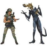 Фигурка Alien - Hicks vs. Blue Warrior