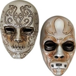 Магнит Harry Potter HBP - Death Eater Masks