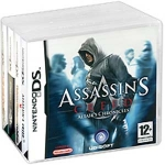 Assassin's Creed: Altair's Chronicles (DS) + Pirates of the Caribbean 3: At World's End (DS) + Warhammer 40000: Squad Command (DS) + Spider-Man: Web of Shadows (DS)