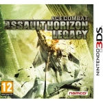 Ace Combat: Assault Horizon Legacy (3DS)