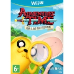Adventure Time: Finn and Jake Investigations (Wii U)