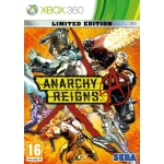Anarchy Reigns - Limited Edition (Xbox 360)