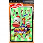 Ape Escape P - Essentials (PSP)