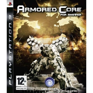 Armored Core For Answer (PS3) | Продажа и доставка видеоигр PlayStation 3