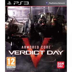 Armored Core: Verdict Day (PS3) | Продажа и доставка видеоигр PlayStation 3