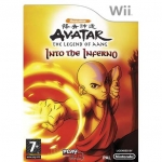 Avatar: The Legend of Aang - Into the Inferno (Wii)