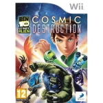 Ben 10: Ultimate Alien Cosmic Destruction (Wii)