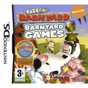Back at the Barnyard: Barnyard Games (DS) | Продажа и доставка видеоигр Nintendo