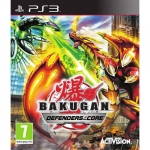 Bakugan Battle Brawlers: Defenders of the Core (PS3)