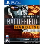Battlefield Hardline - Deluxe Edition (PS4) - русская версия