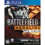 Battlefield Hardline (PS4) - русская версия