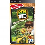 Ben 10: Protector of Earth - Essentials (PSP)