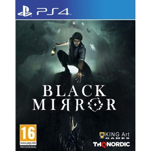Black Mirror (PS4) | Продажа и доставка видеоигр PlayStation 4