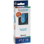Гарнитура KidzPLAY Bluetooth (PS3) - голубая
