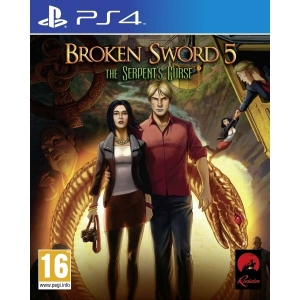 Broken Sword 5 the Serpent's Curse (PS4) | Продажа и доставка видеоигр PlayStation 4