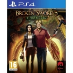 Broken Sword 5 the Serpent's Curse (PS4)