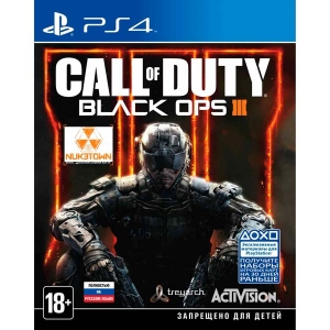 Call of Duty: Black Ops III - Nuketown Edition (PS4) | Продажа и доставка видеоигр PlayStation 4