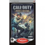 Call of Duty: Roads to Victory - Platinum (PSP)