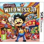 Carnival Games Wild West 3D (3DS)