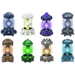 Набор фигурок Skylanders Imaginators: кристалы Tech / Life / Undead / Earth / Water / Light / Magic / Dark