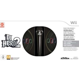 DJ Hero 2 Party Bundle (Wii) + DJ Hero (Wii) | Интернет магазин NEDION | Продажа и доставка игр для Нинтендо Вии