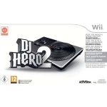 DJ Hero 2 Turntable Bundle (Wii) + DJ Hero (Wii)