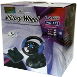 Руль DVTech WD172 Victory Wheel (PS3, PS2, PC)