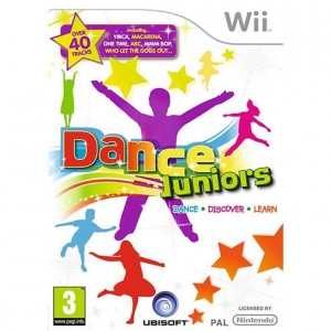 Dance Juniors (Wii) | Продажа и доставка видеоигр Nintendo
