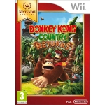 Donkey Kong: Country Returns - Nintendo Selects (Wii)