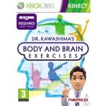 Dr. Kawashima's Body and Brain Exercises (Xbox 360) - для Kinect