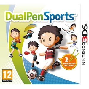 DualPenSports (3DS) | Интернет магазин NEDION | Продажа и доставка игр для Нинтендо 3ДС