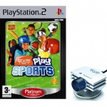 EyeToy: Play Sports (PS2) + камера