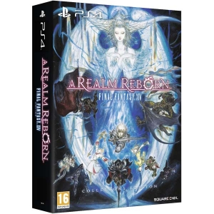 Купить Final Fantasy XIV: A Realm Reborn - Collector's Edition (PS4) | Продажа и доставка видеоигр PlayStation 4