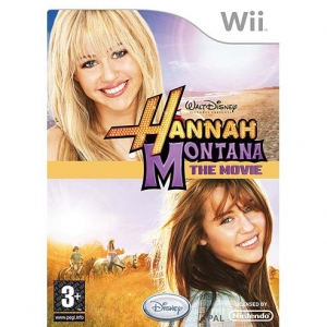Hannah Montana: the Movie (Wii) | Продажа и доставка видеоигр Nintendo