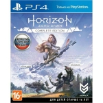 Horizon Zero Dawn - Complete Edition (PS4) - русская версия