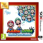 Mario & Luigi: Dream Team Bros - Nintendo Selects (3DS) - русская версия