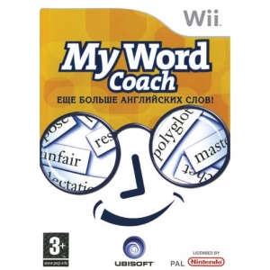 My Word Coach (Wii) | Продажа и доставка видеоигр Nintendo