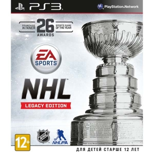 Купить NHL 16 - Legacy Edition (PS3) | Продажа и доставка видеоигр PlayStation 3