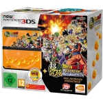 New Nintendo 3DS + Dragon Ball Z: Extreme Butoden