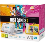 Nintendo Wii U Basic Pack (белая) - 8 Гб + Just Dance 2014 + Nintendo Land