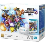 Nintendo Wii U Basic Pack (белая) + Super Smash Bros