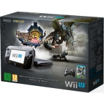 Nintendo Wii U Monster Hunter 3 Ultimate Premium Pack (чёрная) - 32 Гб