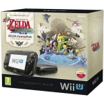 Nintendo Wii U The Legend of Zelda: The Wind Waker HD (чёрная) - 32 Гб
