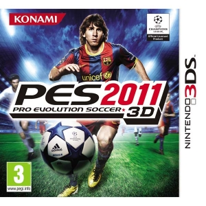 Pro Evolution Soccer 2011 3D (3DS) | Интернет магазин NEDION | Продажа и доставка игр для Нинтендо 3ДС