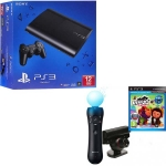 "PlayStation 3 Super Slim (12 Гб) + ""EyePet и Друзья"" + Камера PS Eye + Контроллер PS Move"