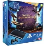 "PlayStation 3 Super Slim (12 Гб) + ""Книга заклинаний"" + Wonderbook +  Камера PS Eye + Контроллер PS Move"