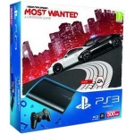 PlayStation 3 Super Slim (500 Гб) + Need for Speed: Most Wanted